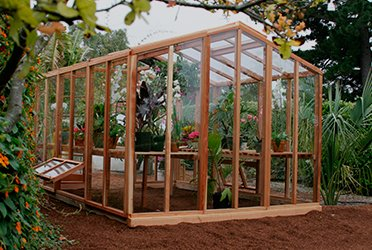 Santa Barbara Greenhouses | DIY Greenhouses For The Home Gardener