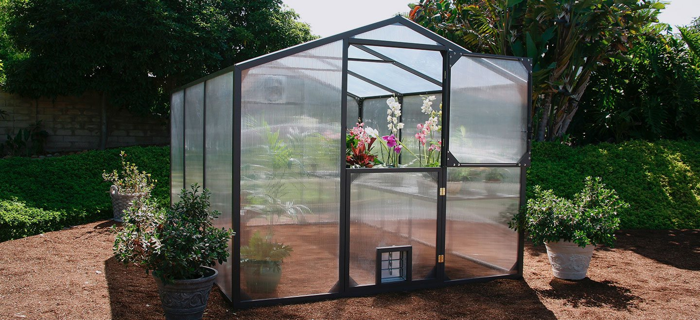 santa barbara greenhouses diy greenhouses for the home gardener