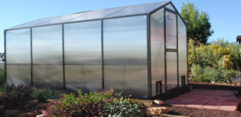Our DIY aluminum greenhouse kits are a beautiful addition to any gardener's backyard.